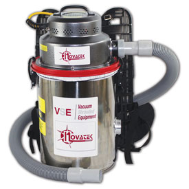 Novatek™ Backpack HEPA Vacuums