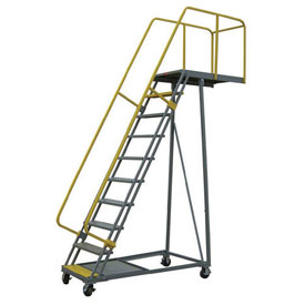 P.W. Platforms Cantilever Ladders