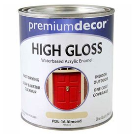 Premium Décor Waterborne and Siliconized Enamels