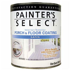 Painter's Select Porch & Floor Coatings
