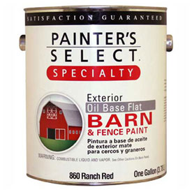 Painter's Select Specialty Paints