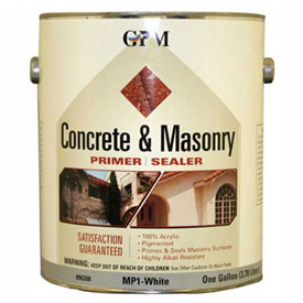 GPM Exterior Masonry Primer and Sealer
