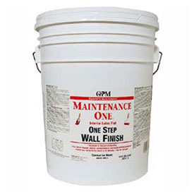 Maintenance One Flat Finish Paint and Primer