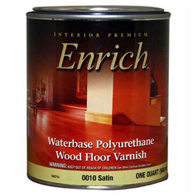 Enrich Varnish & Floor Finish