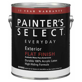 Painter's Select Everyday Interior and Exterior Paints
