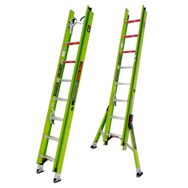 Little Giant® HyperLite Extension Ladders