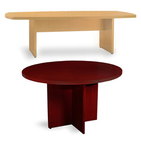 Mayline® - Luminary Series Conference Room Tables