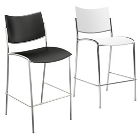 Mayline® - Escalate Series Bistro Stack Stools
