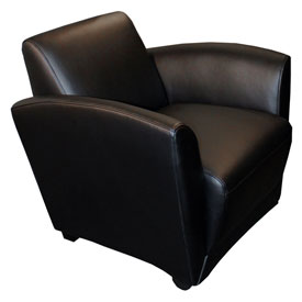 Mayline® -  Santa Cruz Leather Lounge Furniture