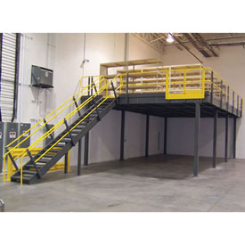 Wildeck® Industrial Steel Mezzanines