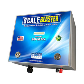 ScaleBlaster° Electronic Water Conditioners