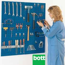 Bott Ltd. - Steel Toolboards & Accessories
