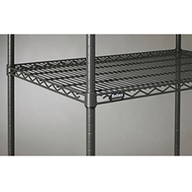 Relius - Black & Slate Epoxy Shelving Components & Accessories
