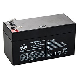 AJC® Brand Replacement Lead Acid Batteries For Advanced Power System