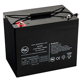 AJC® Brand Replacement Lead Acid Batteries For Pegasus