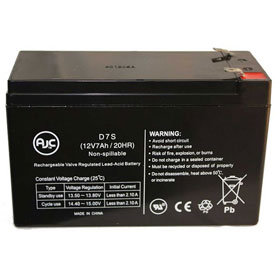 AJC® Brand Replacement Lead Acid Batteries For Safe Com