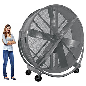 Gentle Breeze Portable Tilt Blower Fans