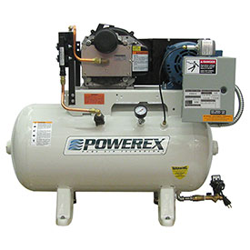 Open Enclosure Tankmount Oil-Less Scroll Compressors