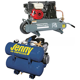 Puma Professional/Commercial Gas Powered Series Air Compressors