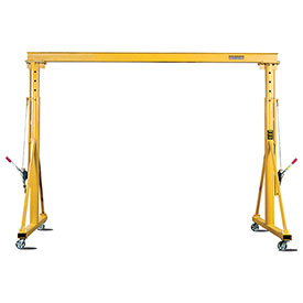Contrx Adjustable Height Gantry Cranes
