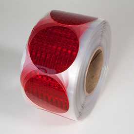 DOT Stick-On Reflectors