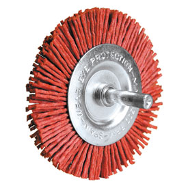 Nylon Radial Brushes
