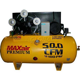 FS-Curtis Single-Stage Air Compressors