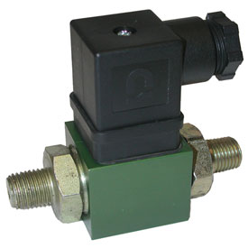 PVS Sensors, Differential Switches, Anodized Aluminum Housing