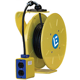 Lind Equipment Power Cord Reels