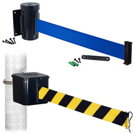 Visiontron Wall Mount Retractable Belt Barriers
