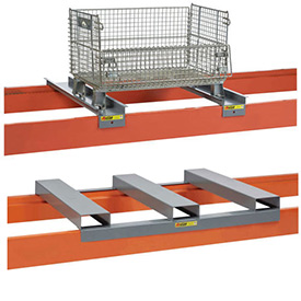 Little Giant - Pallet Rack Channel & Clearance Bars