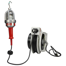 Explosion Proof Cord Reels And Lights
