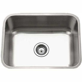 Single Bowl Undermount Kitchen Sinks