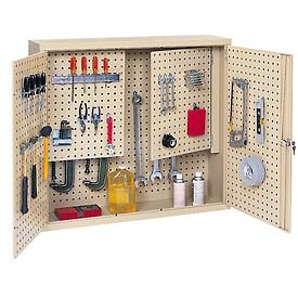 Wall Mount Tool Cabinets