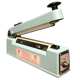 Sealer Sales Hand Impulse Sealers w/ Sliding Cutter