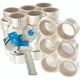 3M™ Carton Sealing Tape with Free Dispenser