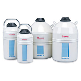 Thermo Scientific™ Liquid Nitrogen Transfer Vessels
