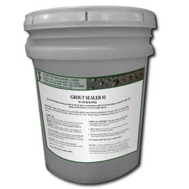Stone Technologies Grout Sealer