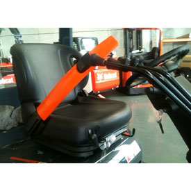 KEYTROLLER SlingBelt Always Used Seat Belt System