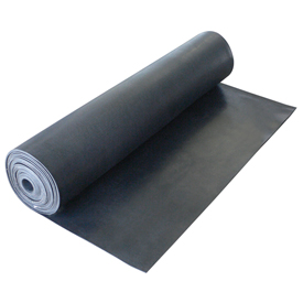 Rubber-Cal Cloth Inserted SBR 70A Rubber Sheets