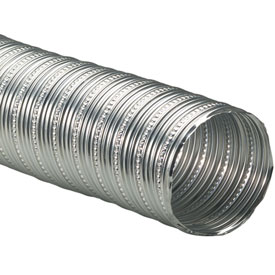 Rubber-Cal Aluminum Flex Hi-Temp Ducting