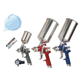 ATD Spray Gun Set