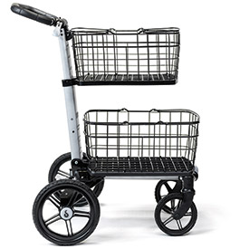 Collapsible Shopping Carts