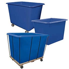 Royal Basket Plastic Bulk Trucks