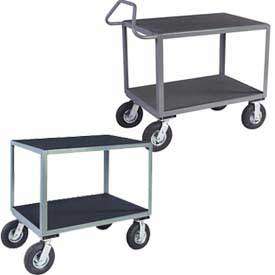 Steel Carts w/Ergo or Std Handles and Mats