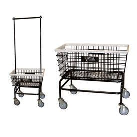 Royal Basket Wire Laundry Carts