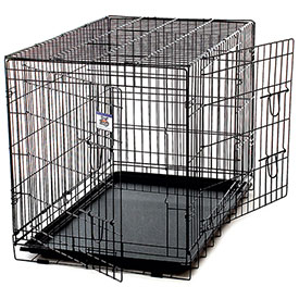 Little Giant Farm & Ag Wire Pet Crate