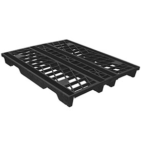 Nestable Rackable Mid Weight Four Runner Pallets