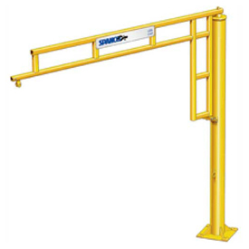 Spanco Workstation Jib Cranes