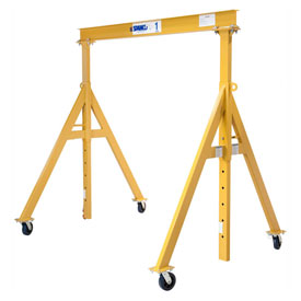 Spanco Adjustable Steel Gantry Cranes